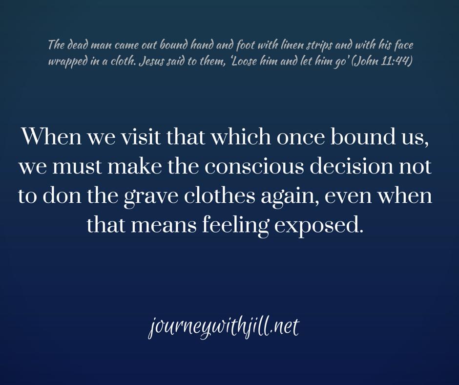 John 11:44