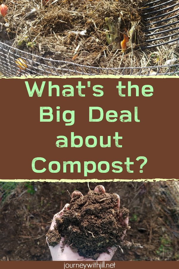 You hear about compost, but how necessary is it in the garden, and how do you start making compost in your back yard?