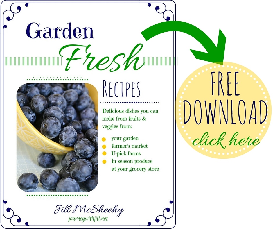 Garden Fresh Free Download | Journey with Jill