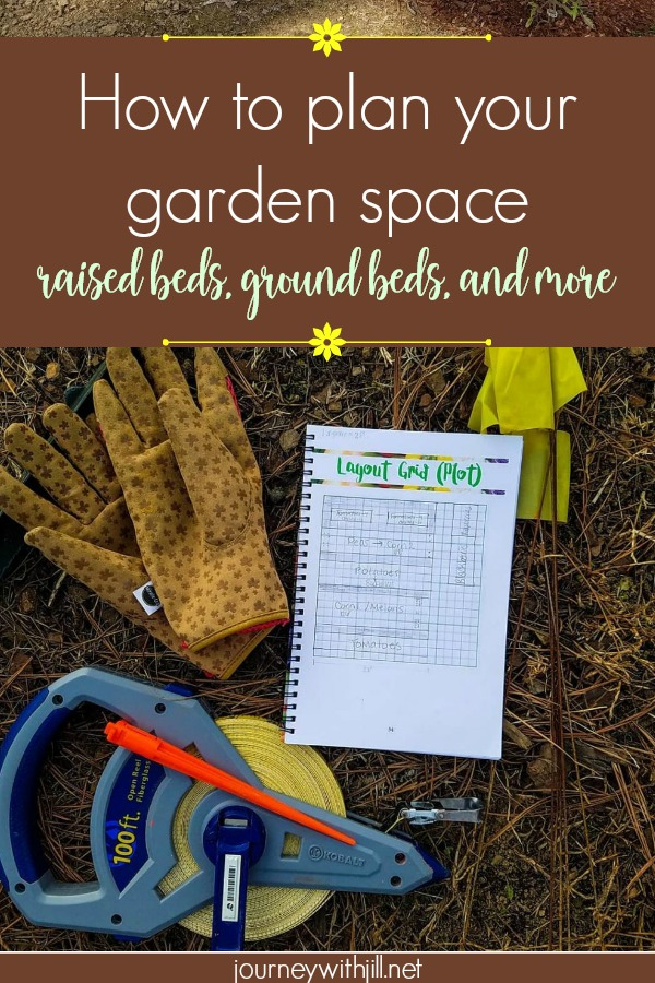 How to Plan Your Garden Space