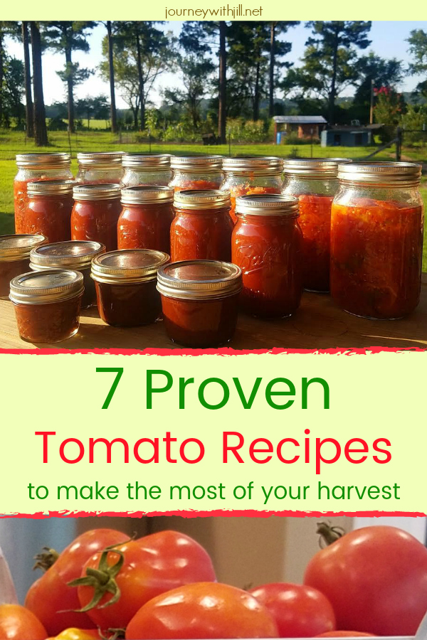 Tomato Recipes for Canning
