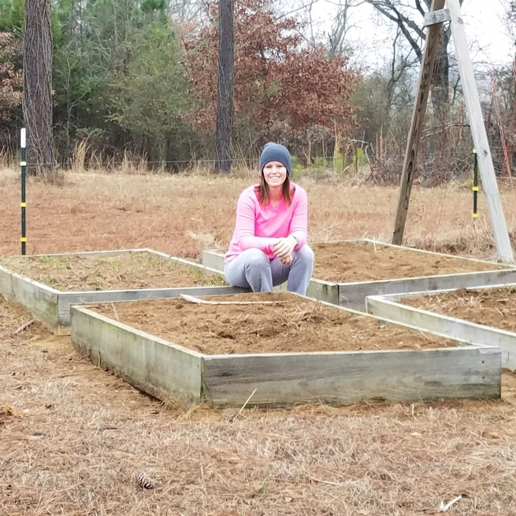 Raised Beds too close together