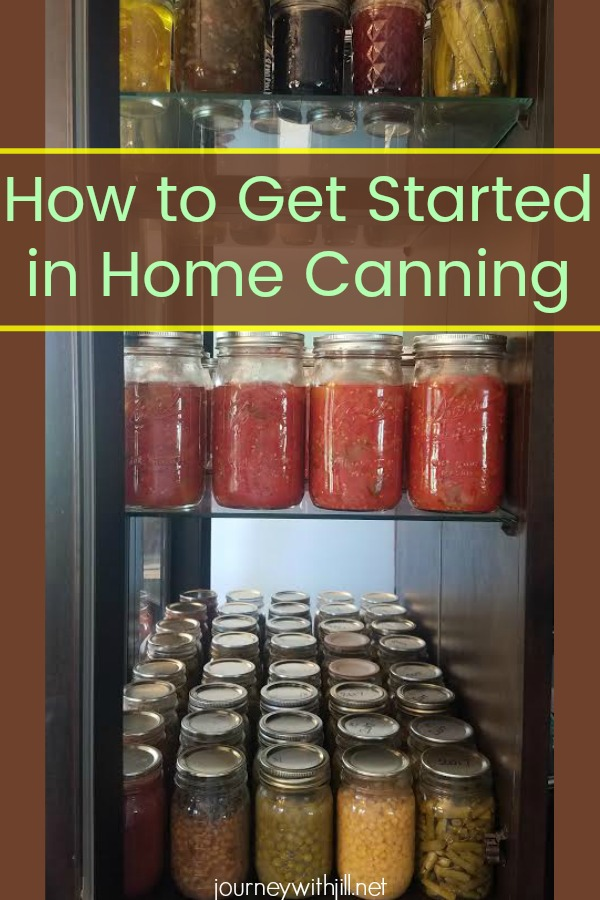 How to Get Started in Home Canning