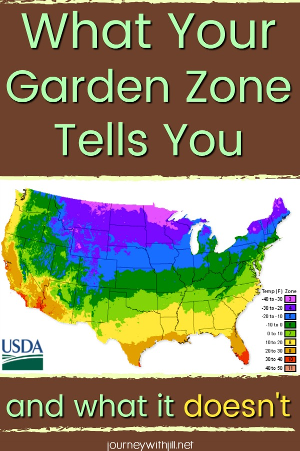 What Your Garden Zone Tells you and What it Doesn't