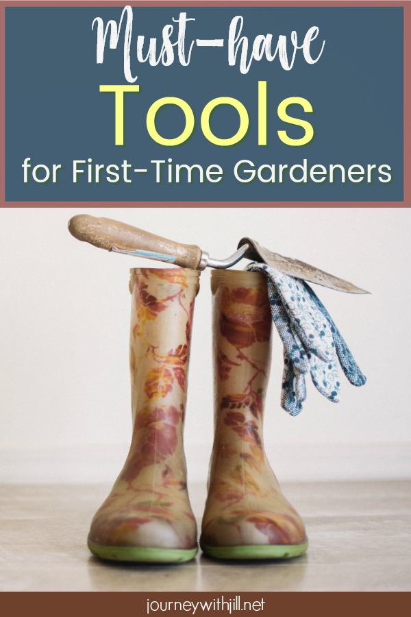 Must-Have Tools for the First-Time Gardener