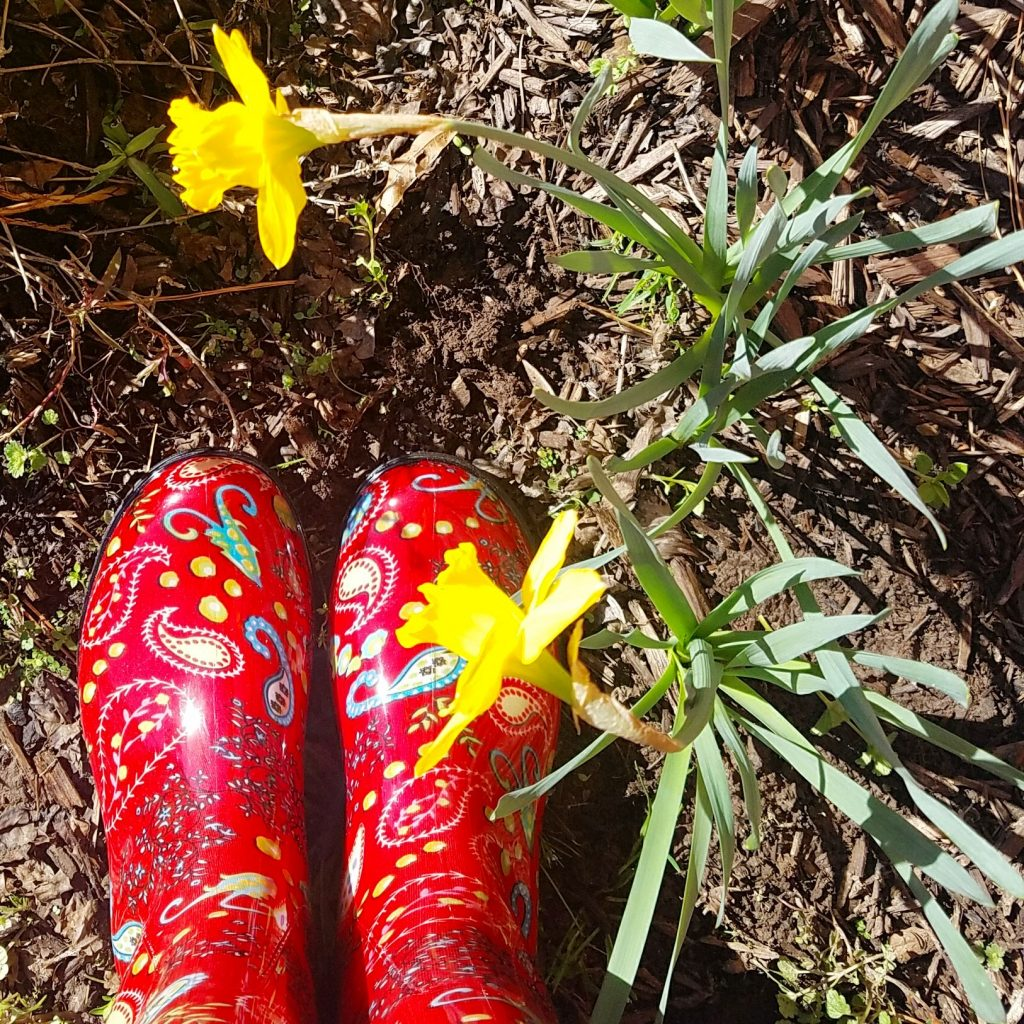 Slogger Garden Boots