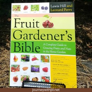 Fruit Gardener's Bible | 9 Books for Beginning Gardeners