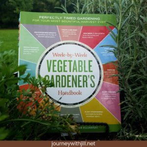 Week by Week Vegetable Gardener's Handbook | 9 Books for Beginning Gardeners
