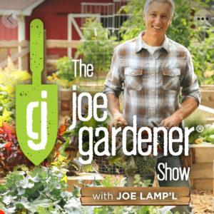 Joe Gardener Show - Gardening Podcasts