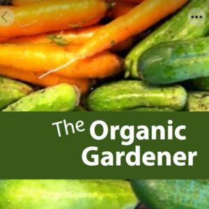 Organic Gardener Podcast