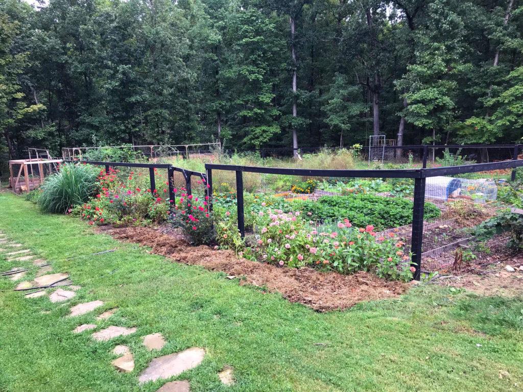 Summer Garden for Year-Round Garden