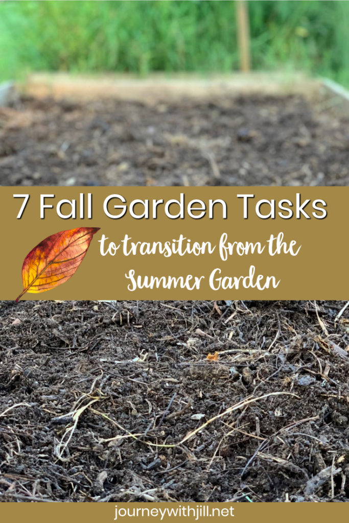 7 Fall Garden Tasks to Transition from the Summer Garden