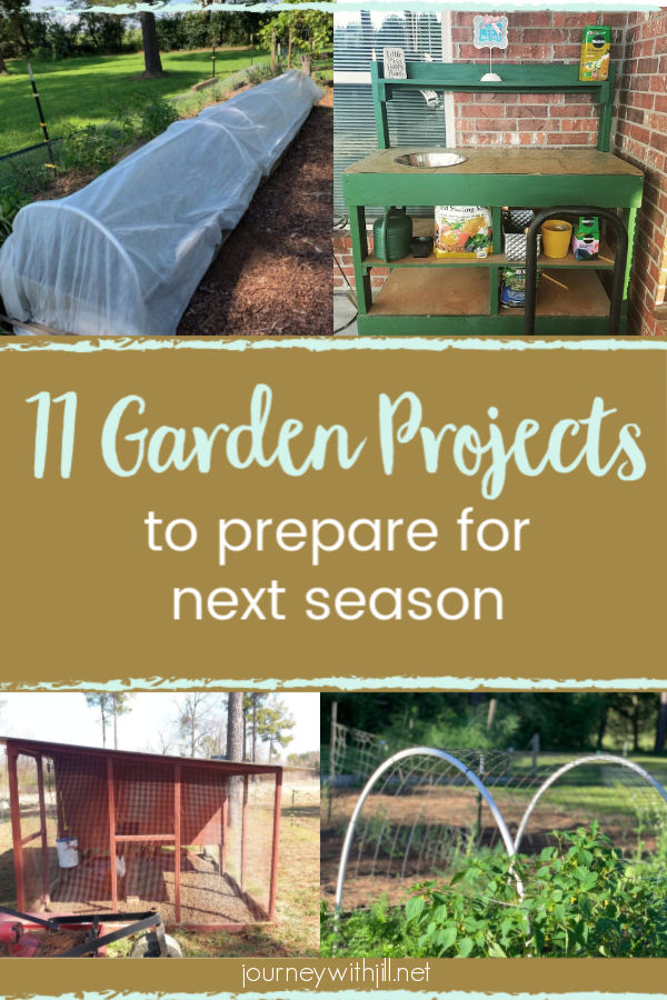 garden projects for next season