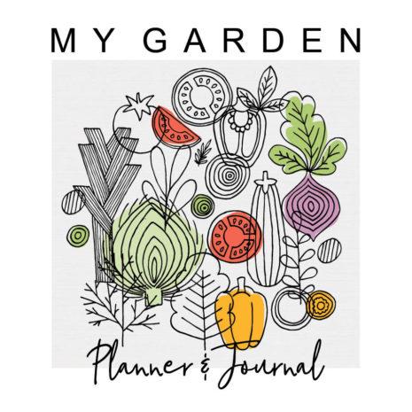 NEW! 2021 Complete Garden Planner & Journal Printable
