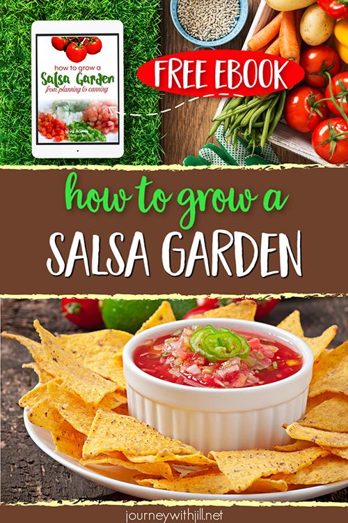 How to Grow a Salsa Garden Free EBook