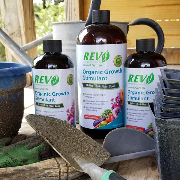 The Beginner's Garden Brand Partner Organic REV